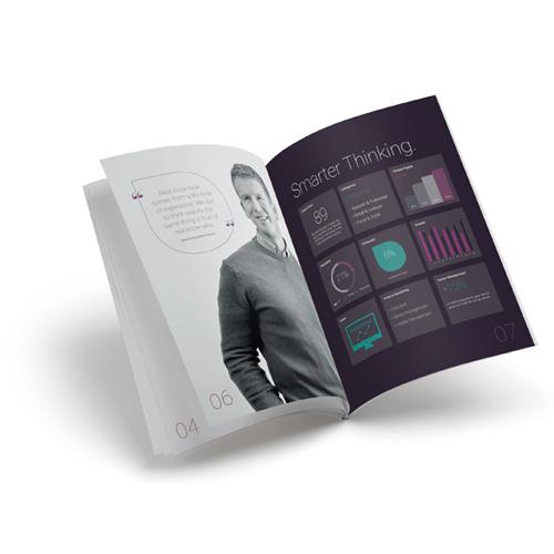 Drayton Partners Brochure Design Branding