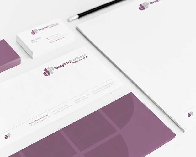Stationery Design Barnding - Newcastle upon Tyne