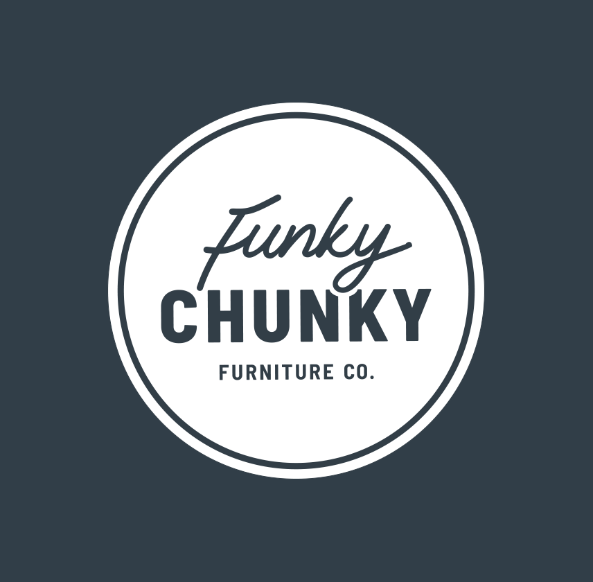 Funky Chunky Furniture Branding